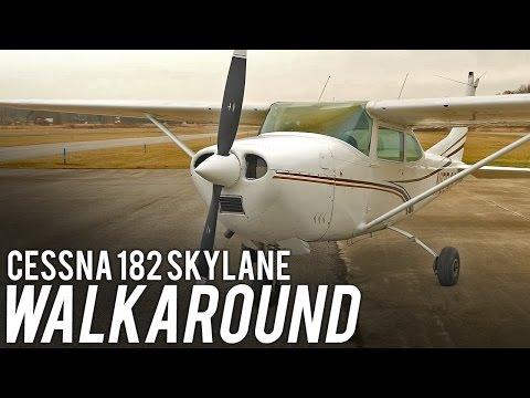 First Flight Experience | Cessna Walkaround