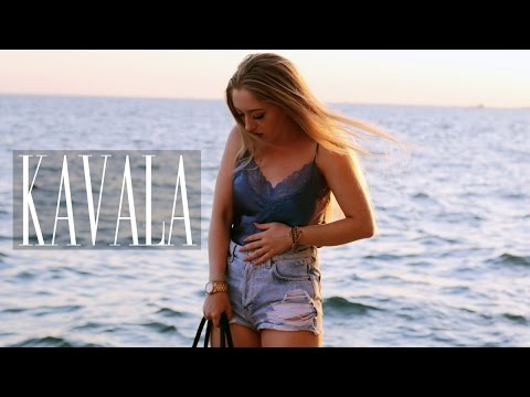 SUMMER ROADTRIP VLOG #7 ♡ DISCOVERING KAVALA