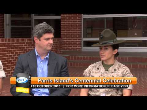 843TV   Parris Island Recruiting Depot   3-31-2015   Only on WHHI-TV