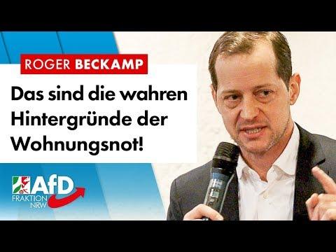 So werden Mieten wieder günstiger! – Roger Beckamp (AfD)
