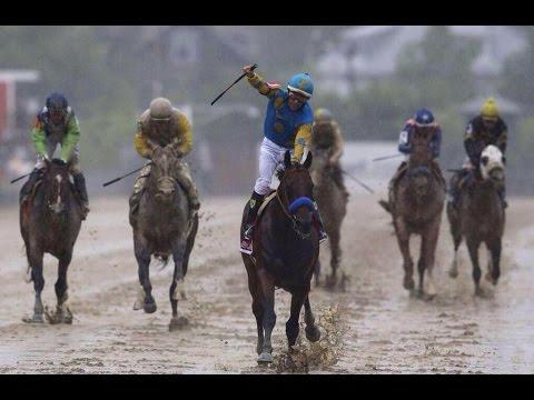 2015 Preakness Stakes - American Pharoah (USA)