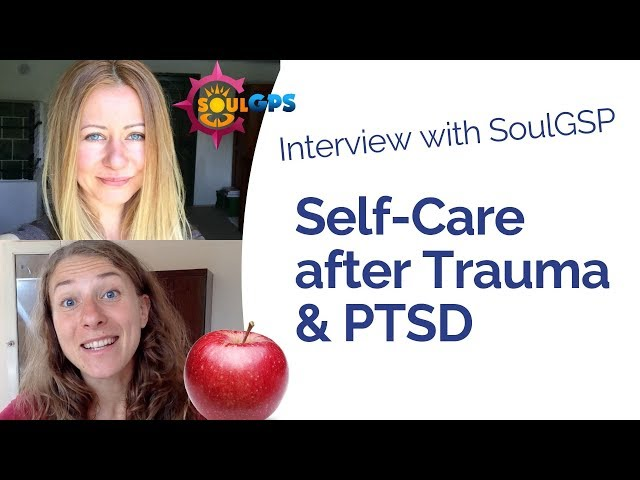 How to Heal Your Body after Trauma & PTSD - Interview with Ewa from SoulGPS