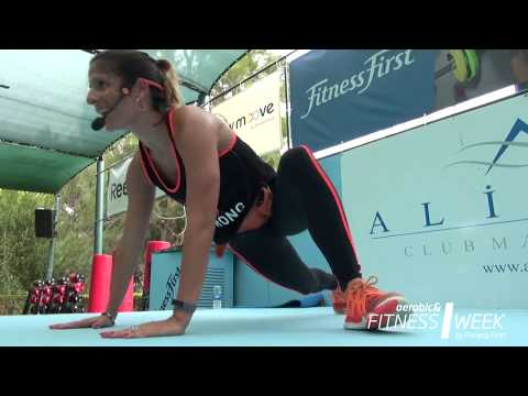 Aerobic & Fitness Week 2017 im Ali Bey Resort Manavgat