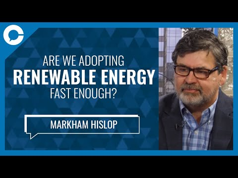 Energy Journalist Markham Hislop: Align BC & Alberta on Canada's Energy Transition