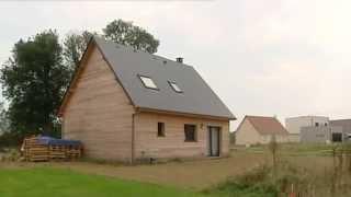 Visite d'une maison écolopassive à Bourg-Achard