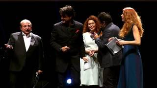 Festival internazionale del film corto Tulipani di seta nera 2016 Giulio Base Enrico Brignano