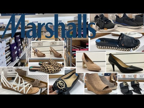 marshalls-designer-shoes-pumps-sandals-sneakers- -shop-with-me-may-2019