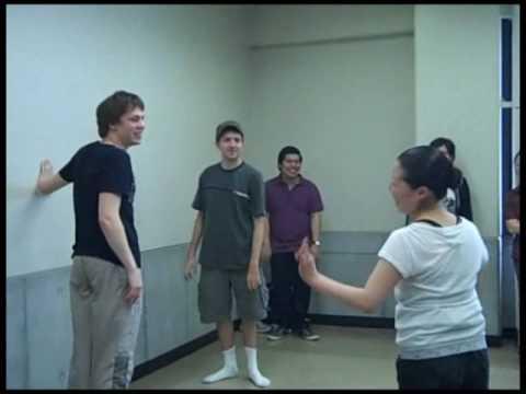 Cross-Cultural Activities Class in Japan