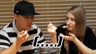 """""""ARMY RATION MUKBANG 전투식량 먹방"""" International Couple 국제커플(amwf)/🇬🇧🇰🇷👨👩👧👦다문화가정의 한국살이! Video"""