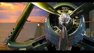 goodyear fg 1d corsair flyby