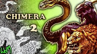 Chimera - Anatomy, Ecology, Pop Culture, and MORE  (PART 2 of 2)