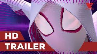 Spider-Man: Paralelní světy (2018) HD trailer #3 [CZ dab.]