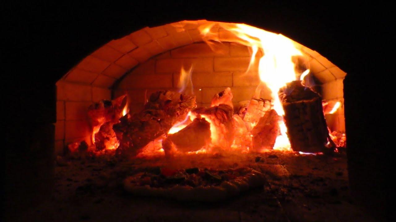 backyard pizza oven youtube