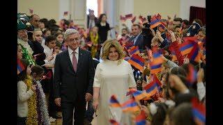 Սերժ Սարգսյան. Այն երեխաների երազանքն է իրականանում, ովքեր ձգտում են դրան