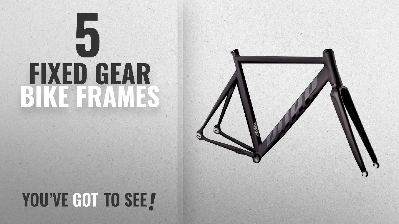 Top 10 Fixed Gear Bike Frames [2018]: Pure Cycles Keirin Pro Track ...