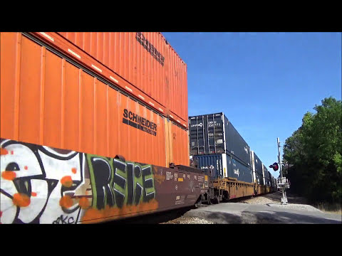Railfanning along the S&NA North in the Brentwood & Franklin, TN areas (May 13-17, 2016)