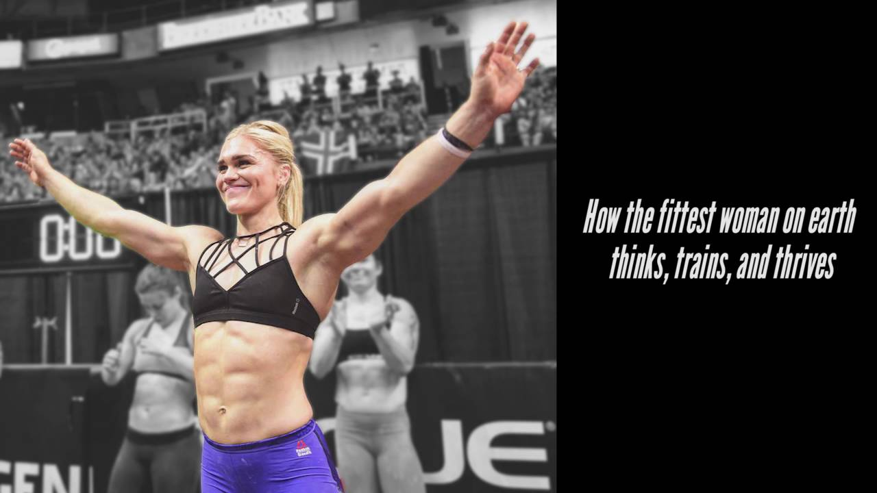 b11b58c67094 How the fittest woman on earth thinks