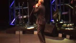 Cristian Castro- Amantes de ocasión y si yo fuera el (version cumbia )-Luna Park 26/11/09