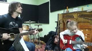 Hotel California соло группы Иглз в исполнении Кранодарских музыкантов