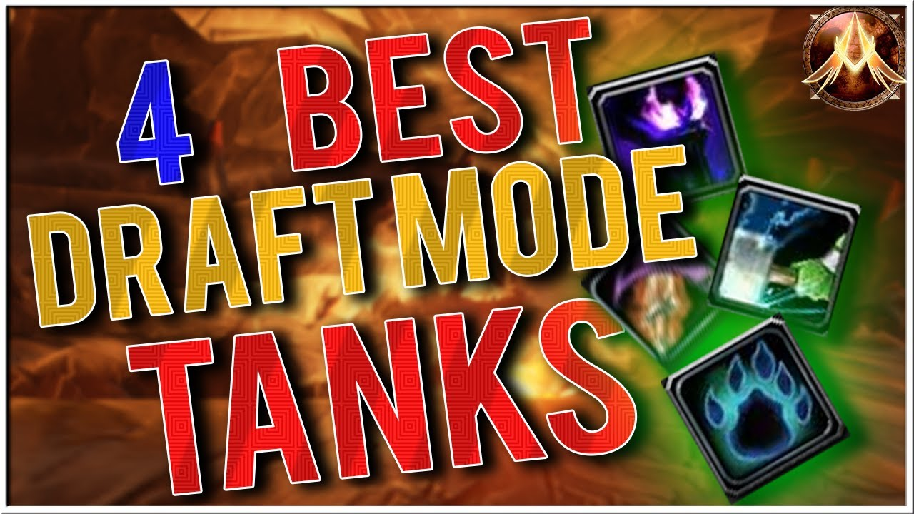 Project Ascension | The BEST Tank Starter Abilities for Draft Mode! |  Ascension Season 4