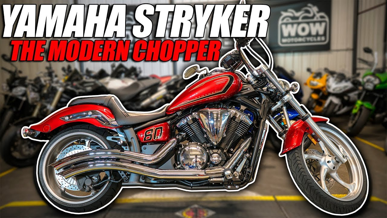 Yamaha Stryker // A Modern Chopper?
