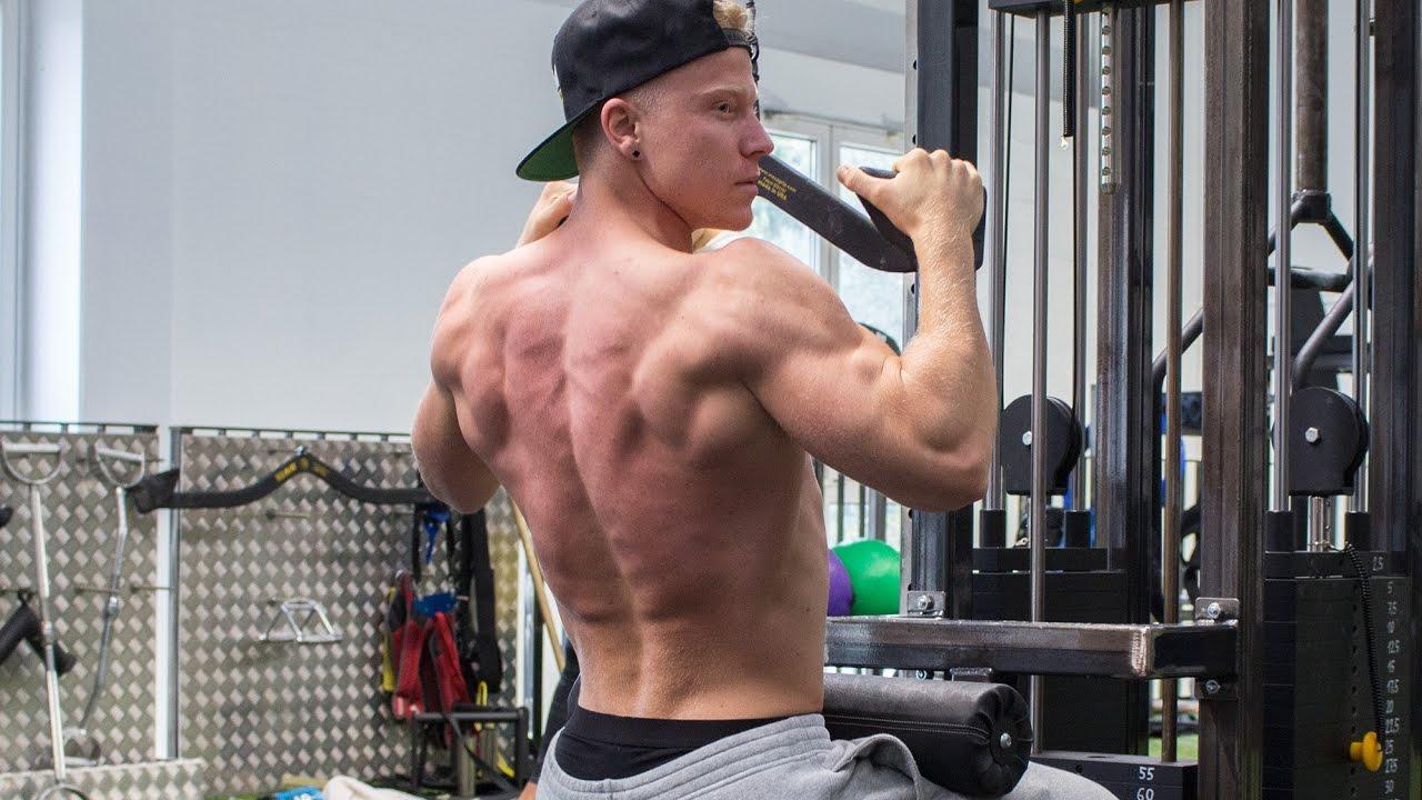 Etwas Neues genug KOMPLETTES RÜCKEN TRAINING - Übungen im Rücken Trainingsplan @IN_94