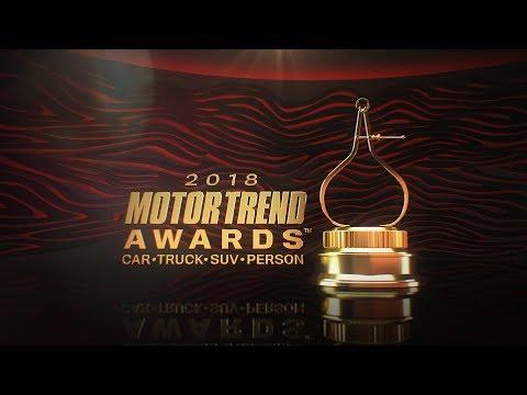 2018 Motor Trend Awards Show from Petersen Automotive Museum!