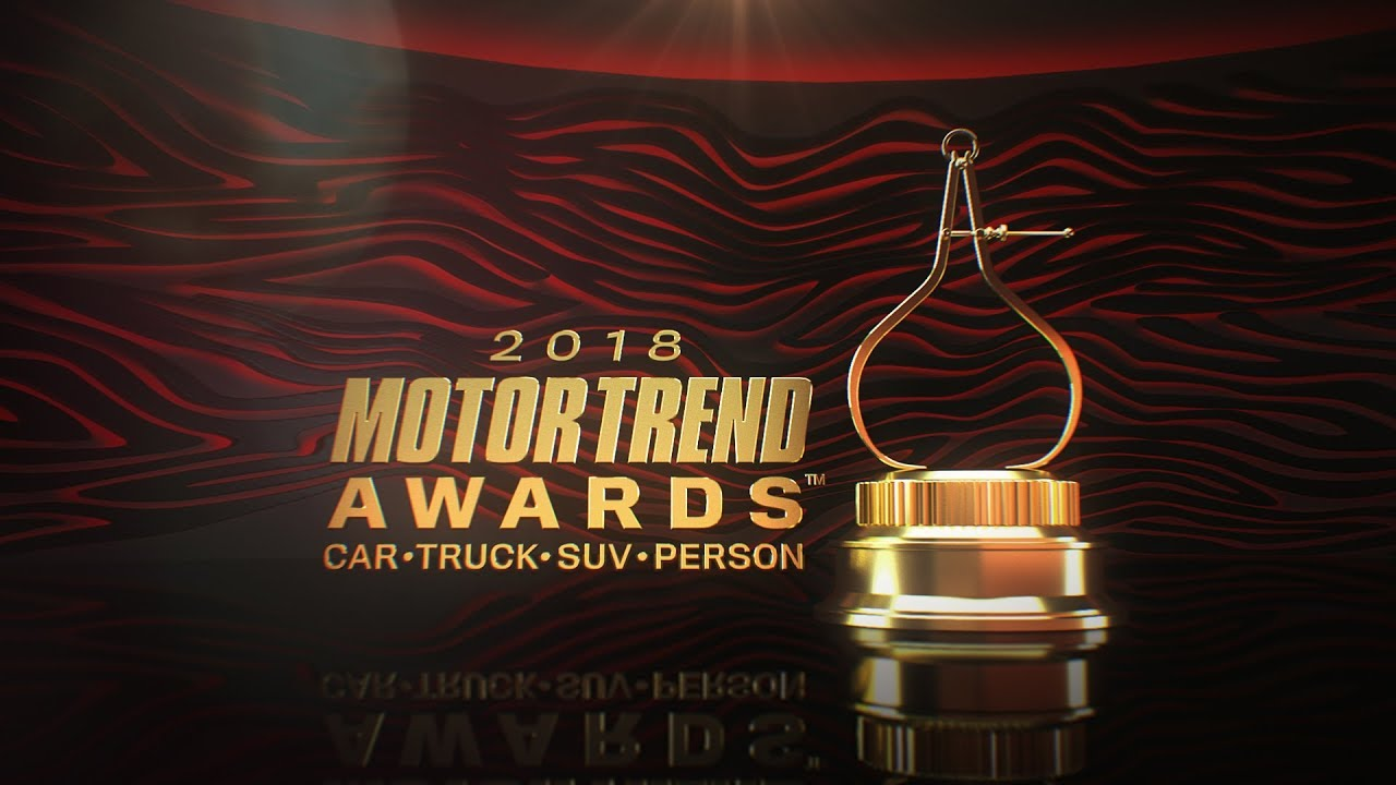 2018 Motor Trend Awards Show from Peterson Automotive Museum!