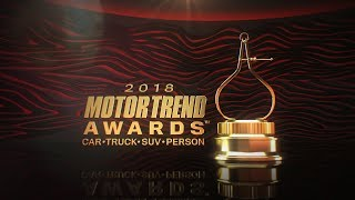 2018 Motor Trend Awards Show from Petersen Automotive Museum!