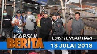 Video KAPSUL BERITA EDISI TENGAH HARI download MP3, 3GP, MP4, WEBM, AVI, FLV Juli 2018