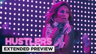 Hustlers | JLo's Strip Club Pole Dance | Now on Digital, 4K, Blu-ray & DVD