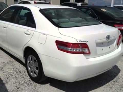 2011 toyota camry 4dr sdn i4 auto le sedan easley sc for Honda easley sc
