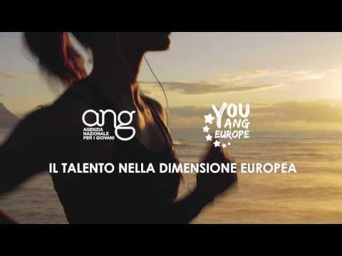#YoungEuropeYou - Il talento nella dimensione europea