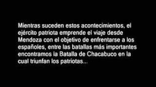 Independencia de Chile Parte III