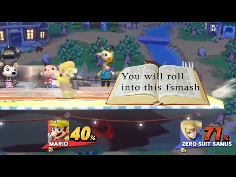 Ridiculous Reads in Smash 4