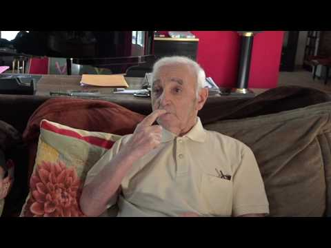 Interview Charles Aznavour - Jean-Paul Heck