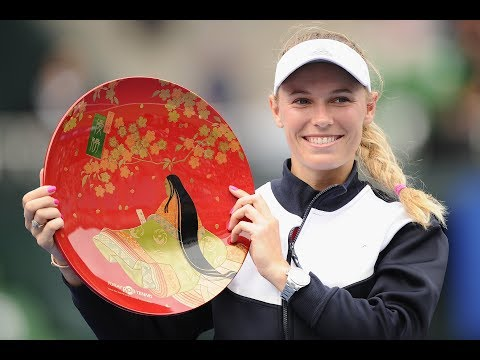 2017 Toray Pan Pacific Open Final | Caroline Wozniacki vs Anastasia Pavlyuchenkova | WTA Highlights