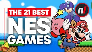 The 21 Best NËS Games of All Time