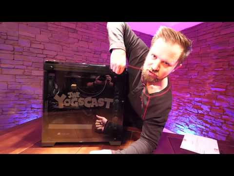 Chillblast Fusion Yogsblast Ultimate PC Unboxing