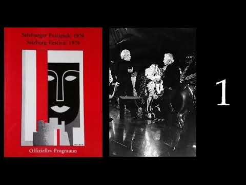 Mozart Die Zauberflöte Act 1 - Karajan VPO 1974 Salzburg