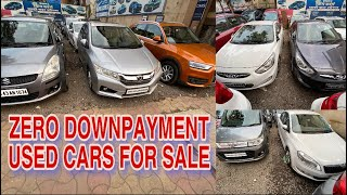 Zero Down Payment Used Cars For Sale   Easy & Quick Finance Available   Fahad Car Bazaar  