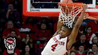 Dennis Smith Jr.'s Best Dunks at NC State