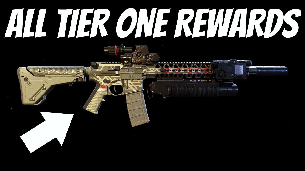 Ghost Recon Wildlands Tier One All New Items
