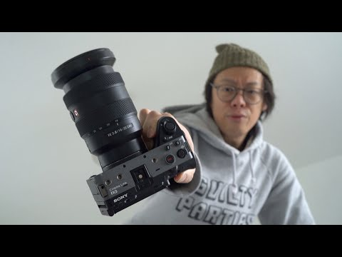 Sony FX3: Exactly NOT What You Expected it to be