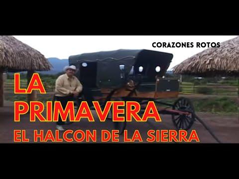 El Halcon de la Sierra - La Primavera (video official)
