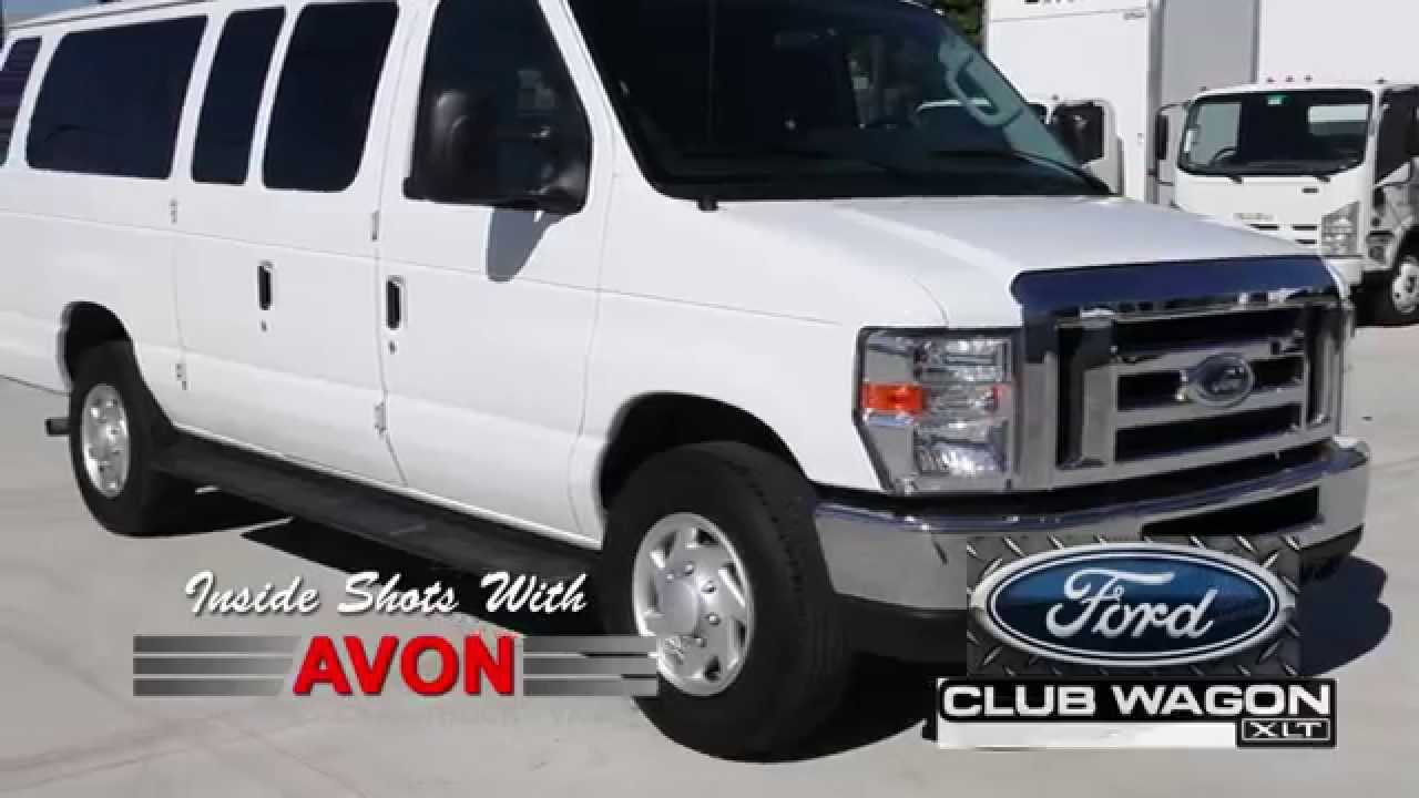 Ford 15 Passenger Van >> 15 Passenger Van Virtual Walk Around - YouTube