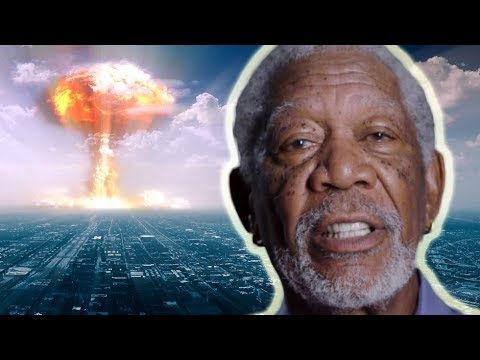 Morgan Freeman: 'We Are At War With Russia'