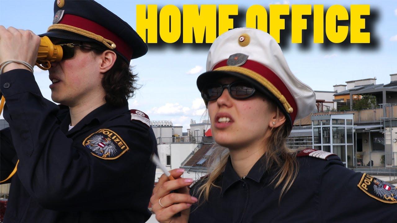 Polizeiarbeit in Corona-Krise!