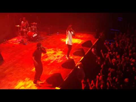 """Dizzy Wright """"Everywhere I Go"""" (Live in St. Louis)"""