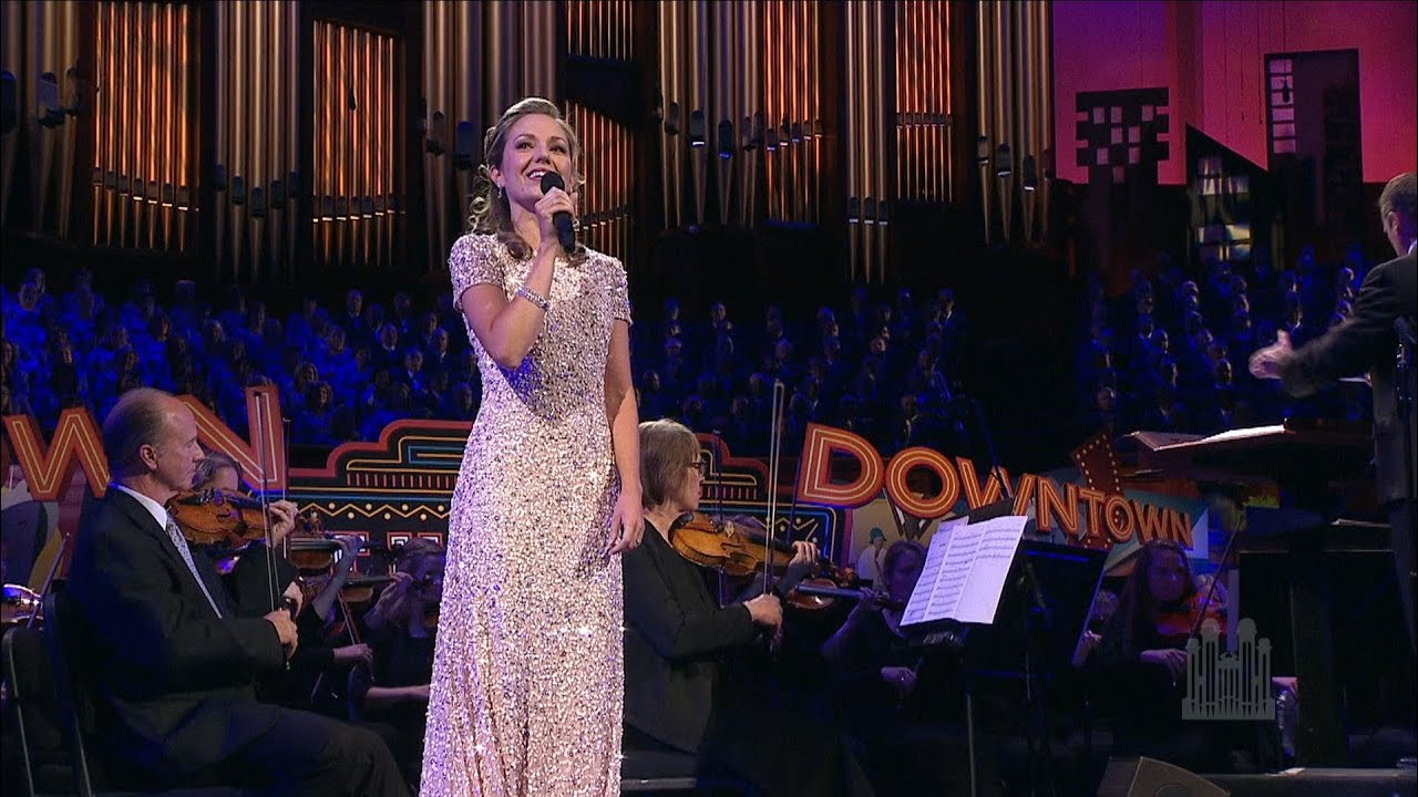 2015 Pioneer Day Concert with Laura Osnes - Music for a Summer ...
